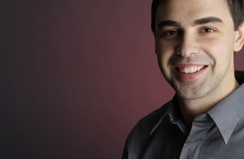 구글창시자 래리페이지(Larry Page)