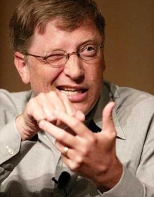도스(윈도우즈)의 창시자 빌 게이츠 (William H. Gates)